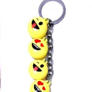 Best-emoji-smilay-keychain